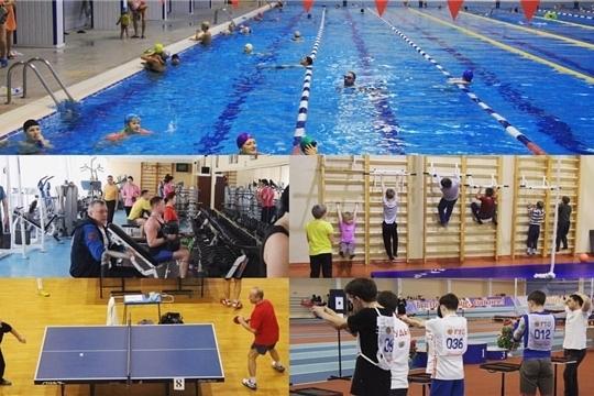 21 сентября в Чувашии пройдёт очередной День здоровья и спорта