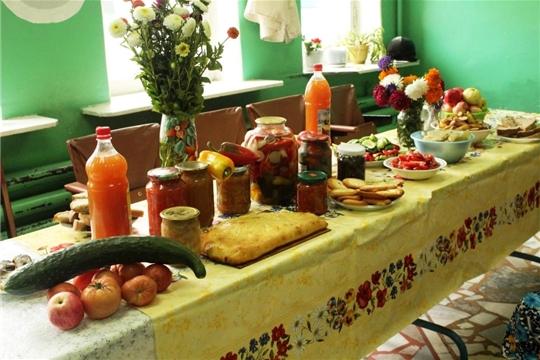 Осенние посиделки «Домашние заготовки» в Юнгинском сельском Доме культуры