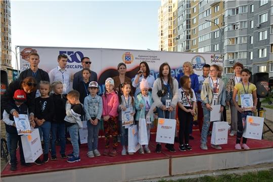 К 550-летию столицы: в Московском районе состоялся второй этап караоке-проекта «А у нас во дворе»