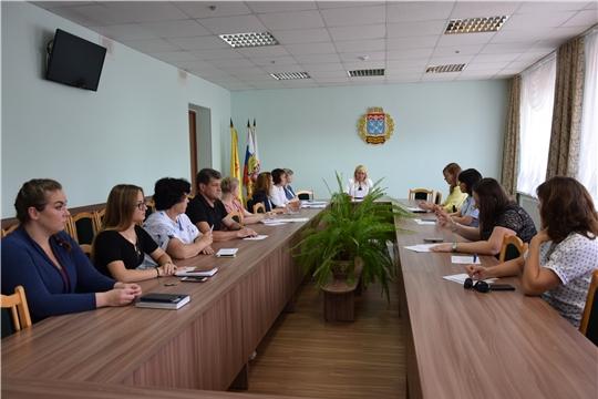 Проведено заседание Координационного совета по профилактике безнадзорности и правонарушений несовершеннолетних