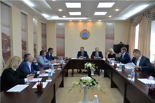 Президиум Чебоксарского городского Собрания депутатов выдвинул двух кандидатов на звание «Почетный гражданин города Чебоксары»