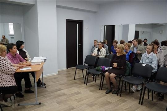 В Московском районе г. Чебоксары продолжаются встречи об истории города пяти веков
