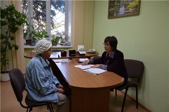 На прием к депутату Госсовета Чувашии Николаю Николаеву обратилось 6 человек
