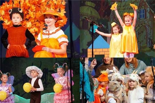 Детский сад № 95 – победитель конкурса театрализованных представлений «Веселые снопики»