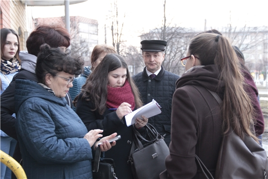г. Новочебоксарск: рейды в рамках акции «Безопасность детства» продолжаются