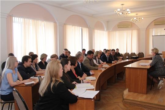 Новочебоксарск готовится к 74-ой годовщине Великой Победы