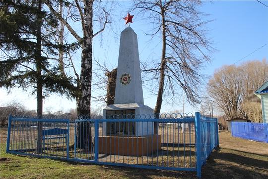 В Новочебоксарске проверили памятники павшим воинам в Великой Отечественной войне