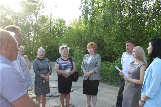 г. Новочебоксарск: обследованы потенциальные места для размещения центра помощи людям в состоянии алкогольного опьянения и приюта для безнадзорных животных