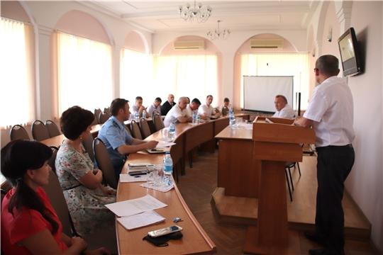 г. Новочебоксарск: состоялось заседание Совета по противодействию коррупции