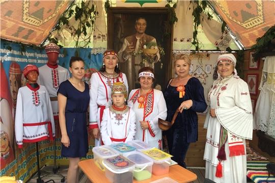 На Всечувашском Акатуе Новочебоксарск представил проект «Шордан - 13 шагов к городу»
