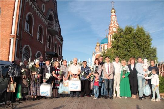 Новочебоксарск отпраздновал День семьи, любви и верности