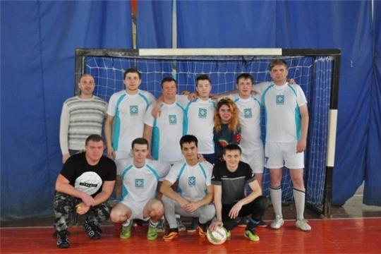 Команда «Химпрома» - участник турнира «Вежливая лига»