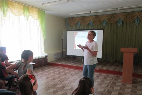 Центр занятости населения Новочебоксарска провел встречу с воспитанниками Новочебоксарского социально-реабилитационного центра для несовершеннолетних