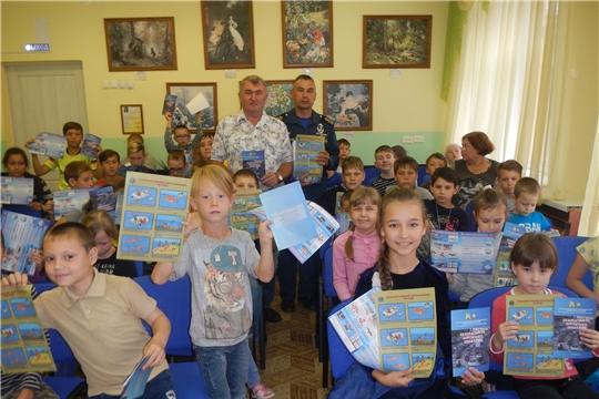 г. Новочебоксарск: занятия по безопасности детей на воде продолжаются