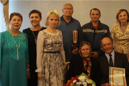 В отделе ЗАГС администрации Новочебоксарска состоялась встреча поколений «Семья-семье»