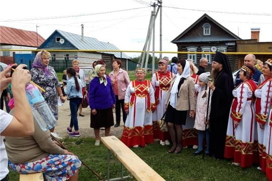 В ТОС  Новочебоксарска начались мероприятия, посвященные Дню города