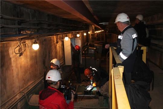 Первая в Чувашии сейсмологическая сеть оборудована на Чебоксарской ГЭС