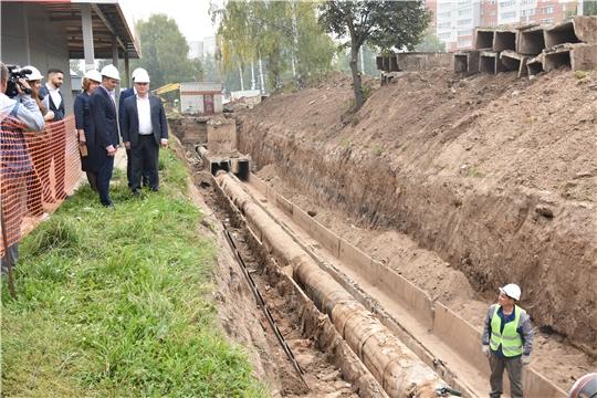 Подготовка к отопительному сезону в Чувашской Республике подходит к завершающей стадии