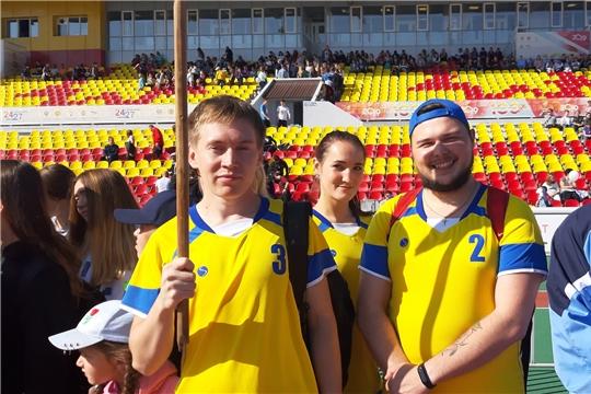 Новочебоксарцы приняли участие в 81-й Республиканской легкоатлетической эстафете газеты «Советская Чувашия»