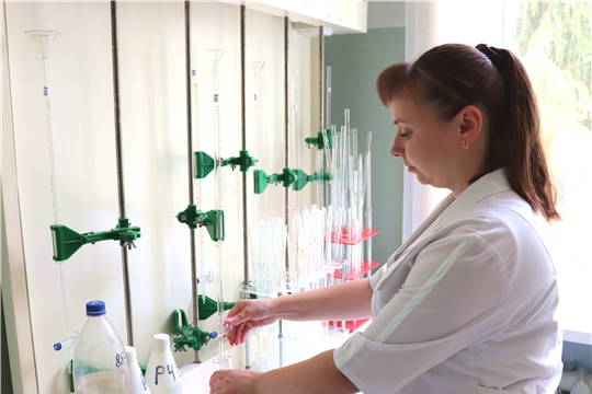 """МУП """"Коммунальные сети"""": качество воды под контролем"""