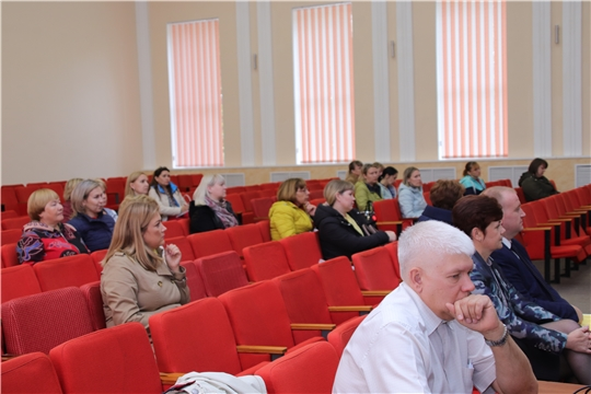 В Новочебоксарске состоялся  семинар в рамках Дня Фонда социального страхования Российской Федерации