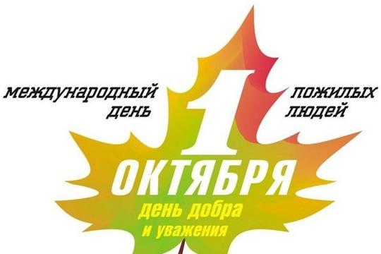 Празднование Международного дня пожилых людей в ТОС города Новочебоксарска