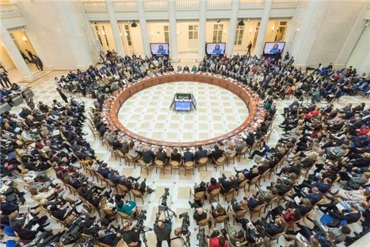 Министр Сергей Кудряшов принял участие в X Петербургском международном образовательном форуме