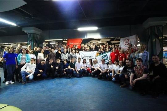 В Чувашии проходит акция «Молодежь за здоровый образ жизни»