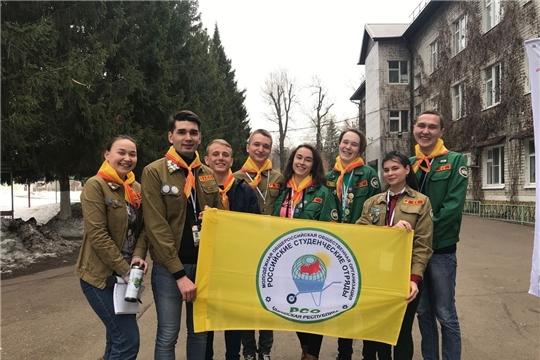 Командиры и комиссары студотрядов прошли обучение в Окружной школе ПФО