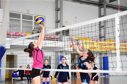 11 апреля – суперфинал IX Чемпионата «Школьной волейбольной лиги Чувашской Республики»