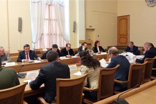 Состоялось заседание комиссии при Главе Чувашской Республики по Государственным молодежным премиям
