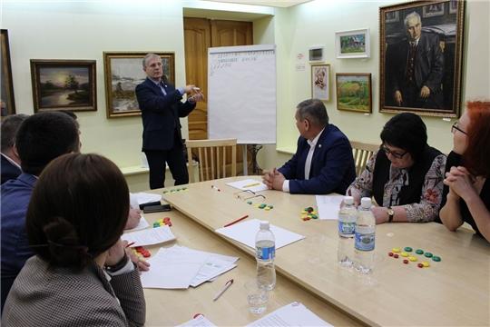 Форум «Реализация национальных проектов на территории Чувашской Республики». Секция «Образование»