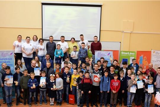 Более 500 участников и гостей со всей республики приняли участие в региональном Фестивале Робототехники