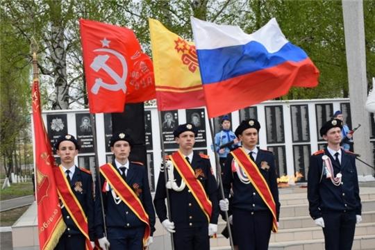 Кадеты и военно-патриотические клубы  примут участие в смотре-конкурсе «Салют Победы!»