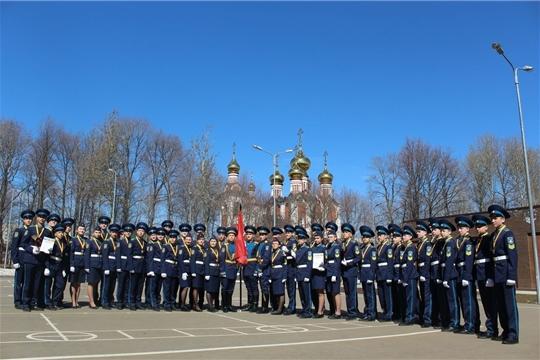 18 мая – республиканский слет кадет и ЮНАРМИИ «Вместе мы едины!»