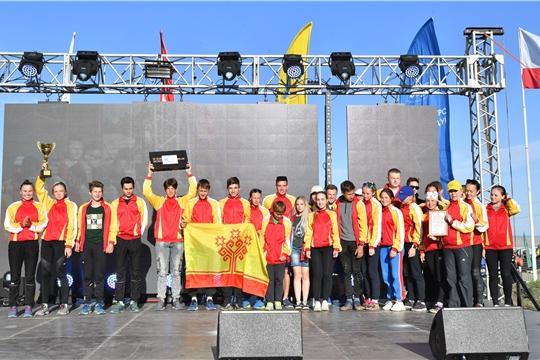 Состоялась торжественная церемония закрытия «Туриады»