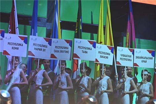 Делегация Чувашии  участвует в  финале VII Национального чемпионата «Молодые профессионалы» (Worldskills Russia)