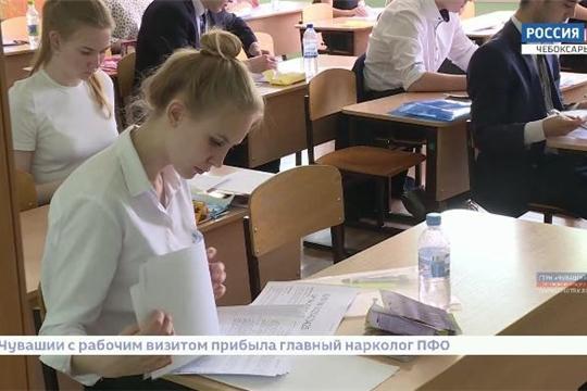 Одиннадцатиклассники написали обязательный ЕГЭ по математике