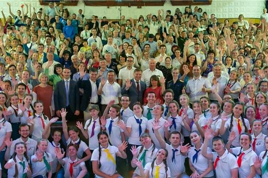 Ректор ЧКИ  принял  участие в педагогическом форуме во Всероссийском детском центре «Орленок»