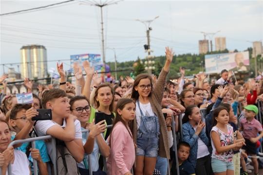 Более  58  тыс. детей  и их родителей приняли участие в благотворительной акции Первого канала «Стань первым!»
