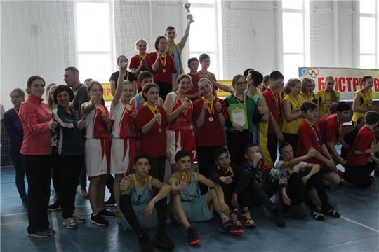 Школьный спортивный клуб Кугесьского лицея – участник всероссийских игр