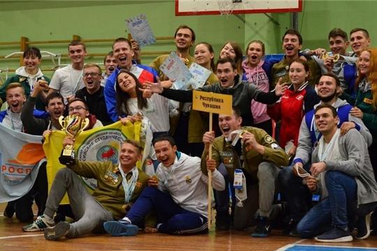 В 2019 году Спартакиада студенческих отрядов  ПФО пройдёт в Чувашской Республике