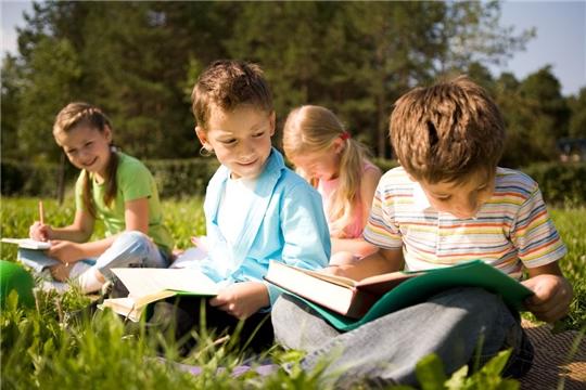 Программа летнего отдыха «Книжное лето»