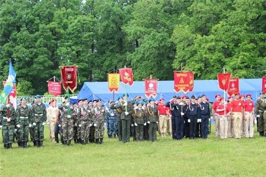 19 июня стартуют 51-е финальные республиканские военно-спортивные игры «Зарница» и «Орленок»