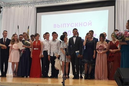 Выпускников Чувашского кадетского корпуса с окончанием учебы поздравил Председатель Кабинета Министров Иван Моторин