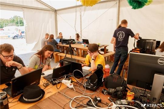 Дан старт аккредитации СМИ на Форум «iВолга 2.0»