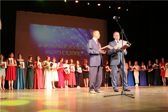 Министр Сергей Кудряшов: «У выпускников колледжа есть отличные перспективы для дальнейшей самореализации»