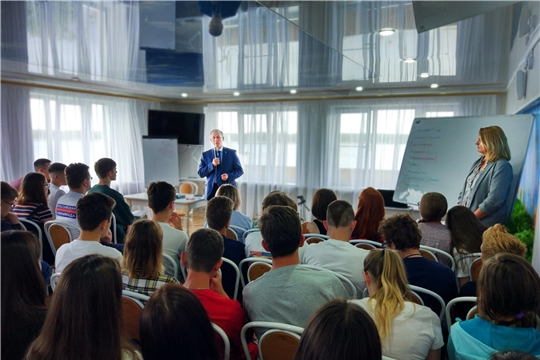 В Чувашии проходит финальный этап Российской компетентностной олимпиады