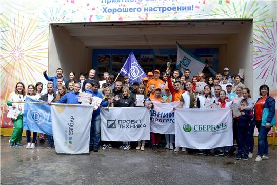 IV республиканский слет Советов работающей молодежи объединил более 80 представителей предприятий и организаций Чувашии
