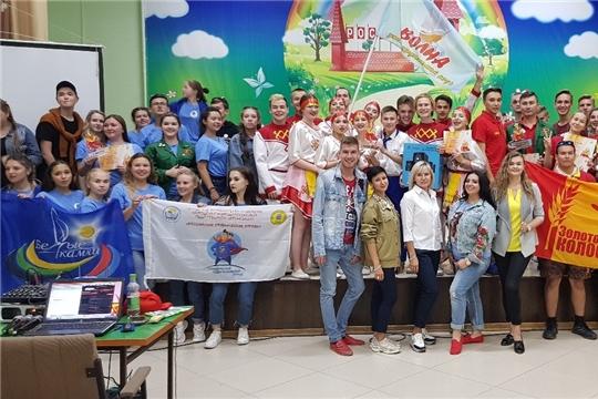 120 человек приняли участие в Республиканском фестивале вожатского творчества
